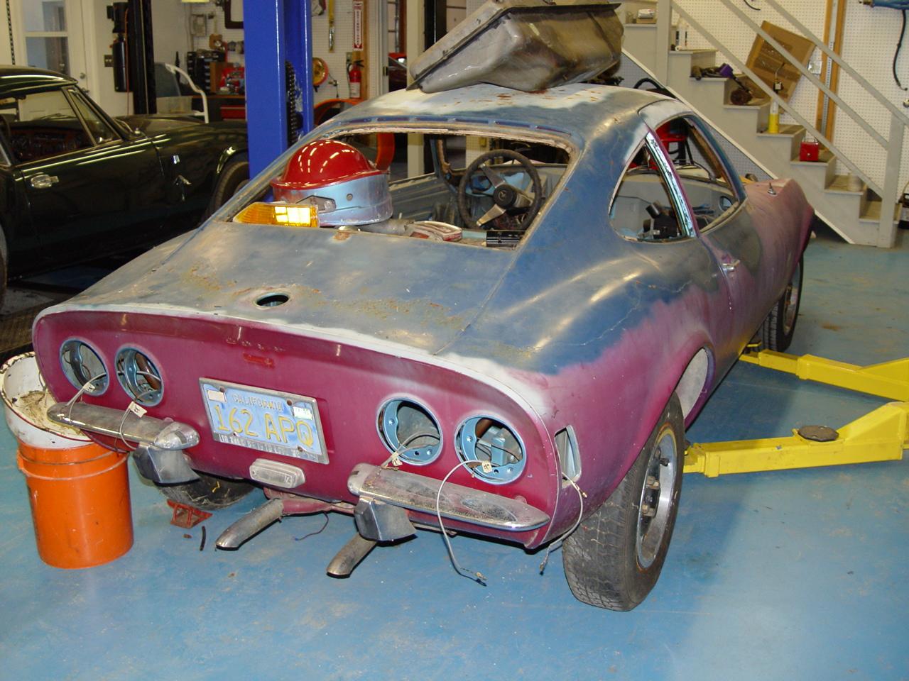 Midlife Classics - Opel GT